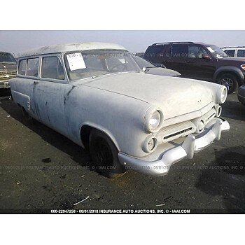 1952 Ford Other Ford Models for sale 101102592