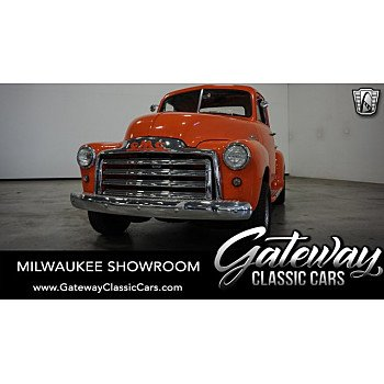 1952 GMC Other GMC Models for sale 101235597