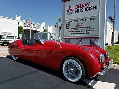 1952 Jaguar XK 120 for sale 101326065