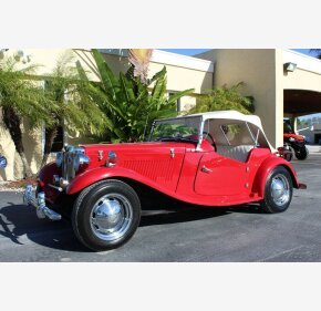 1952 MG MG-TD Replica for sale 101422888