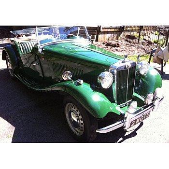 1952 MG MG-TD for sale 100979363