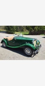 1952 MG MG-TD for sale 101066534