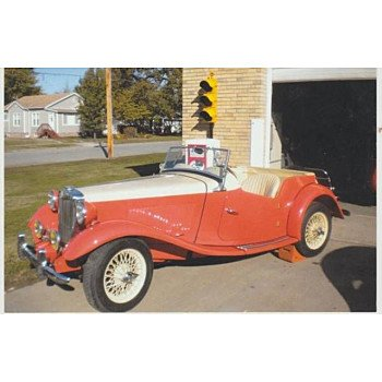 1952 MG MG-TD for sale 101119797