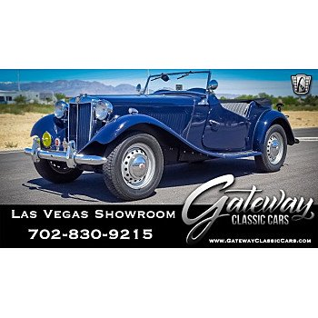 1952 MG MG-TD for sale 101154526