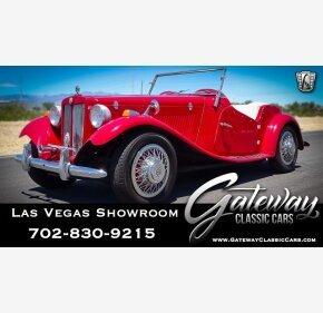 1952 MG MG-TD for sale 101165415