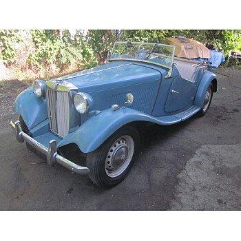 1952 MG MG-TD for sale 101191021