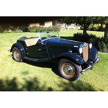 1952 MG MG-TD for sale 101197654