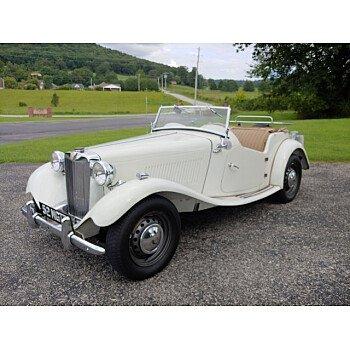 1952 MG MG-TD for sale 101201135