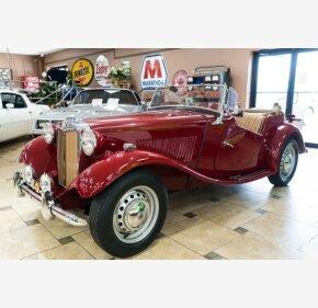 1952 MG MG-TD for sale 101249597