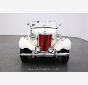 1952 MG MG-TD for sale 101345493