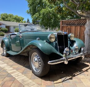 1952 MG MG-TD for sale 101348601