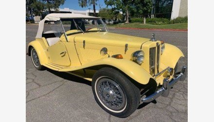 1952 MG MG-TD for sale 101356788