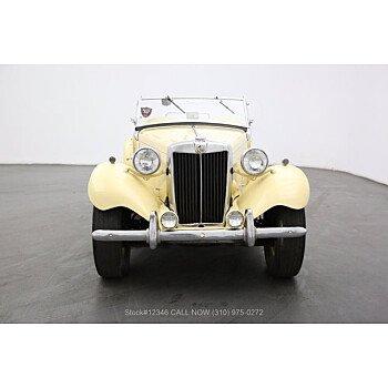 1952 MG MG-TD for sale 101361194