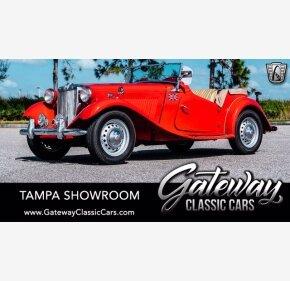 1952 MG MG-TD for sale 101402358