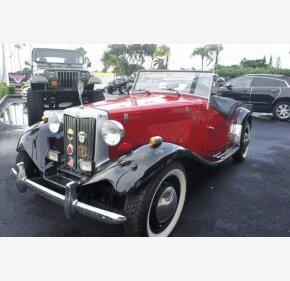 1952 MG MG-TD for sale 101405260