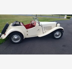 1952 MG MG-TD for sale 101440342