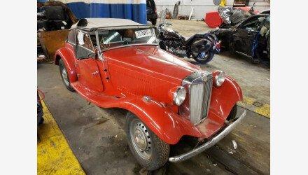 1952 MG MG-TD for sale 101446364