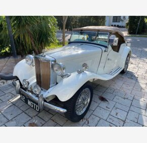 1952 MG MG-TD for sale 101461989