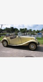 1952 MG MG-TD for sale 101483027