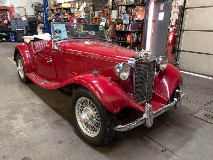 1952 MG MG-TD for sale 101491654