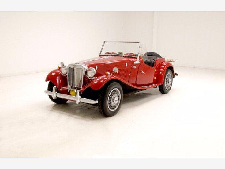 1952 MG MG-TD for sale 101560566