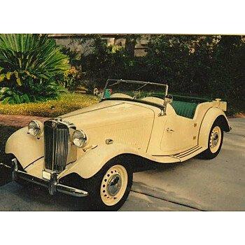 1952 MG MG-TD for sale 101565272