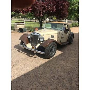 1952 MG Other MG Models for sale 101070148