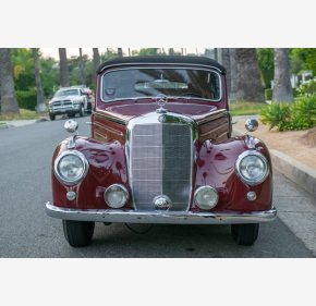 1952 Mercedes-Benz 220 for sale 101364994