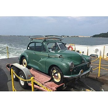 1952 Morris Minor for sale 101001674