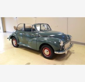 1952 Morris Minor for sale 101132923