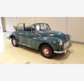1952 Morris Minor for sale 101132923