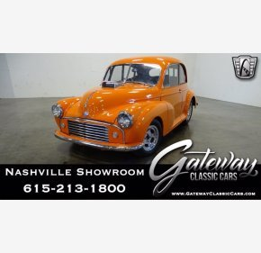 1952 Morris Minor for sale 101348852