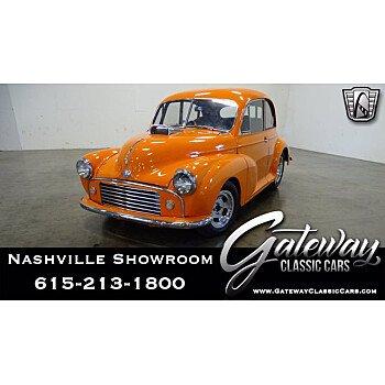 1952 Morris Minor for sale 101348852