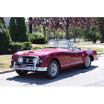 1952 Nash-Healey Series 25 for sale 100799639