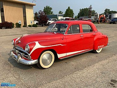 1952 Plymouth Cambridge for sale 101555858