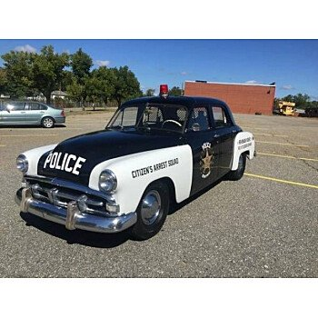 1952 Plymouth Cranbrook for sale 100824115