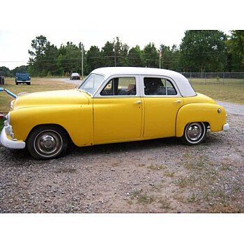 1952 Plymouth Cranbrook for sale 101573634