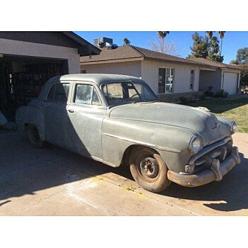 1952 Plymouth Cranbrook for sale 101573800