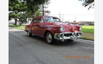 1952 Studebaker Commander for sale 101046292