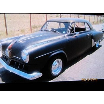 1952 Studebaker Custom for sale 101038916
