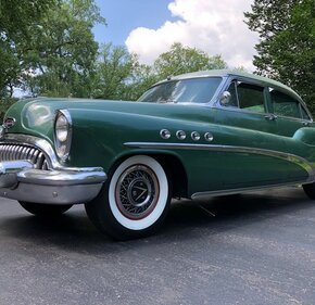 1953 Buick Roadmaster for sale 101198147