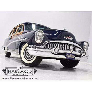 1953 Buick Roadmaster for sale 101493721