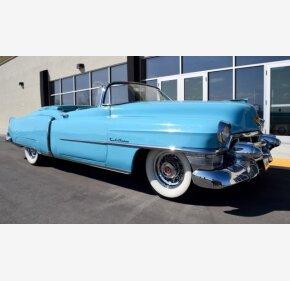 1953 Cadillac Classics For Sale Classics On Autotrader