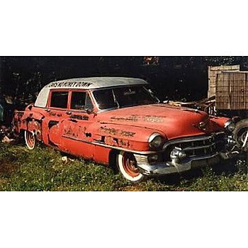 1953 Cadillac Fleetwood for sale 101551017