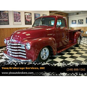 1953 Chevrolet 3600 for sale 100924513
