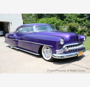 1953 Chevrolet Bel Air for sale 101004802
