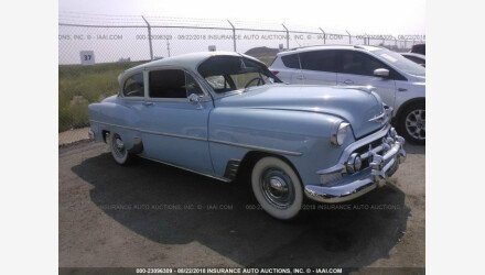 1953 Chevrolet Bel Air for sale 101102627