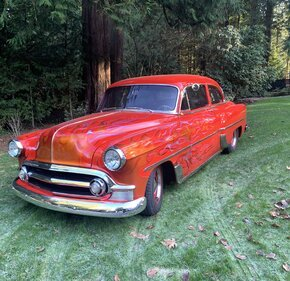1953 Chevrolet Bel Air for sale 101300025