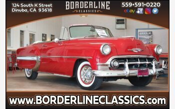 1953 Chevrolet Bel Air for sale 101438177