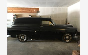 1953 Chevrolet Sedan Delivery for sale 101124972
